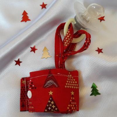 Bracelet lacet Noël